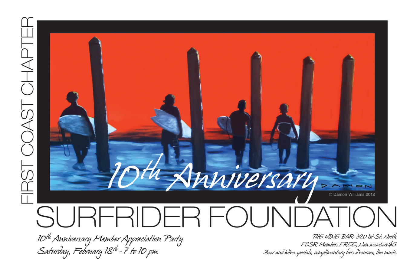 10th Anniversary and Member Appreciation Party