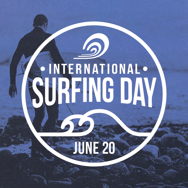 June 20th: International Surfing Day!