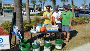 Did you miss our haunted beach cleanup?